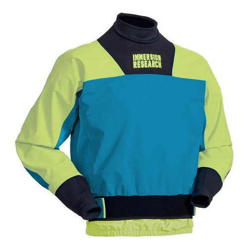 Long Sleeve Rival Semi Dry Top 2018 Wild Lime