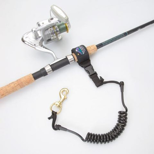 The Keeper Fishing Pole Leash - 4' - Image