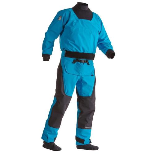 Devil's Club Dry Suit - Atomic Blue