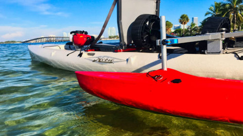 Kayak Stabilizer Float Package - MainImage