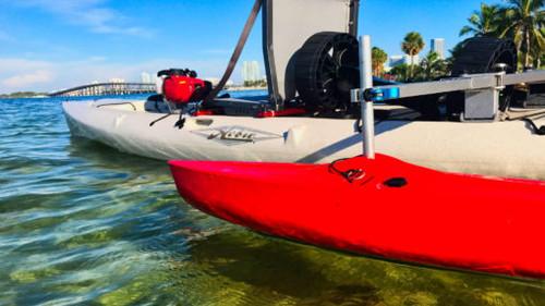 Kayak Stabilizer Float Package - MainImage
