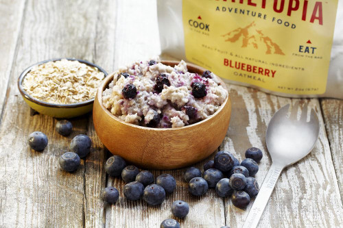Blueberry Oatmeal - GF - MainImage
