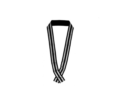 Reflective Safety Sash - MainImage - Black