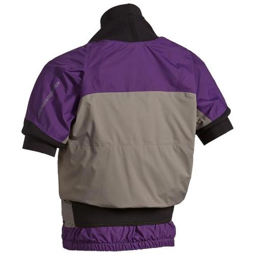 Short Sleeve Rival Paddle Jacket- Acai - Image1