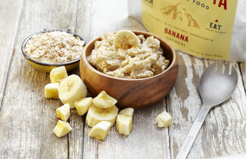 Banana Oatmeal - GF - MainImage