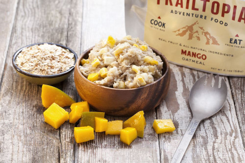 Mango Oatmeal - GF - MainImage