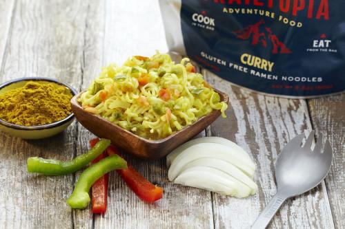 Gluten Free Ramen Noodles - Curry - MainImage