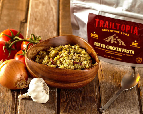 Pesto Chicken Pasta - Single Serve - MainImage