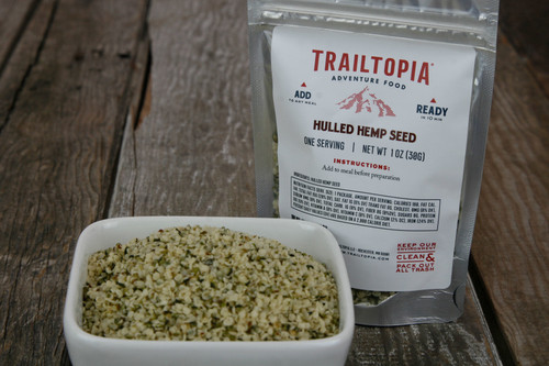 Hulled Hemp Seed Side Pack - MainImage