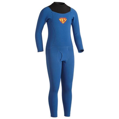 Kids Thick Skin Union Suit 2021 - Blue - MainImage