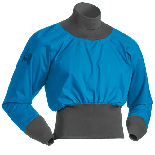 Long Sleeve Nano Jacket 2021 - Atomic Blue - MainImage