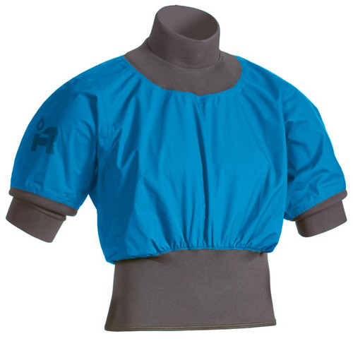 Short Sleeve Nano Paddle Jacket 2021 - Atomic Blue - MainImage