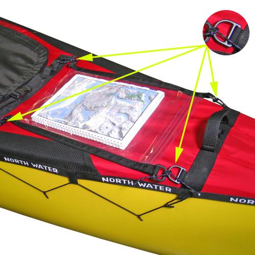North Water Map Case Anchors-Main Image