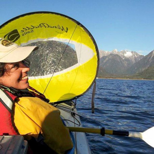Adventure Sail Yellow