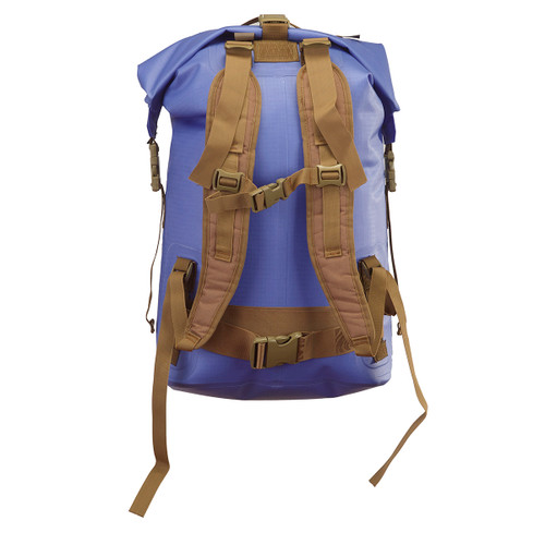 Animas Dry Backpack Straps Bag - Blue