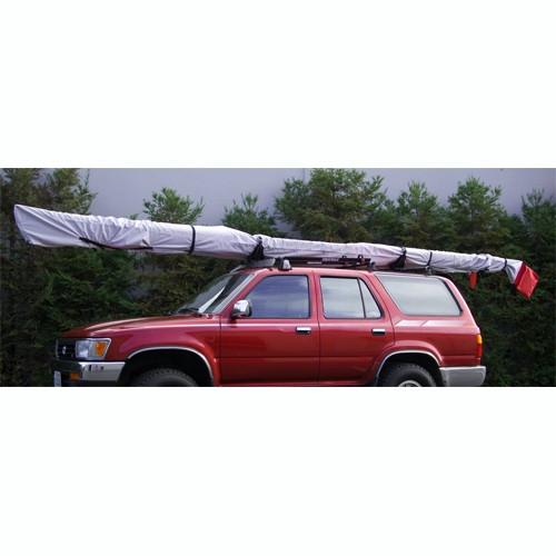 Big Guy Kayak Cover Mounted