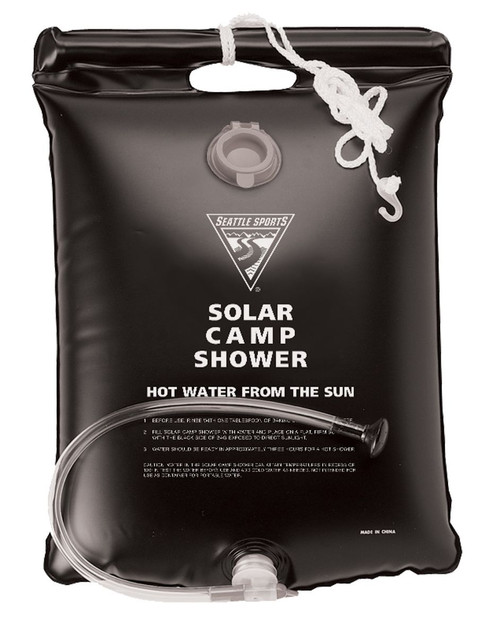 Camp Solar Shower