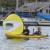 Cruiser Sail Yellow in use