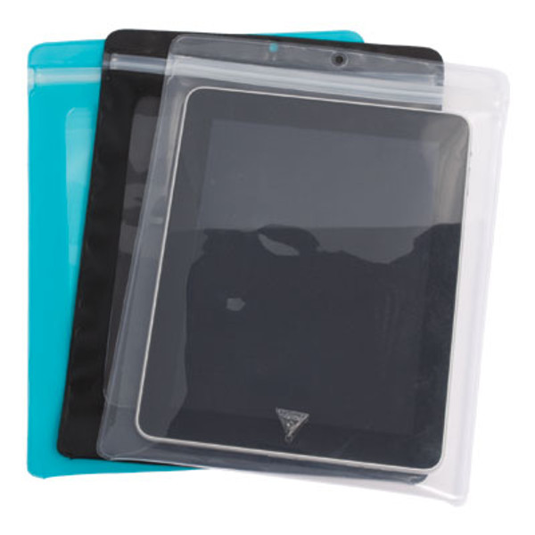 "Dry Doc 9"" eTab iPad: All Three Colors"