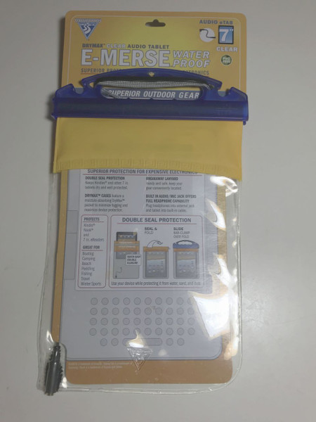 "E-Merse DryMax 7"" Audio eReader"