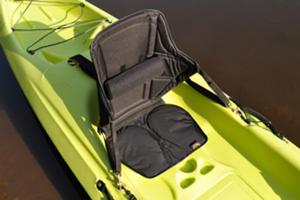High Back Kayak Seat with Lumbar Support Front Mounted