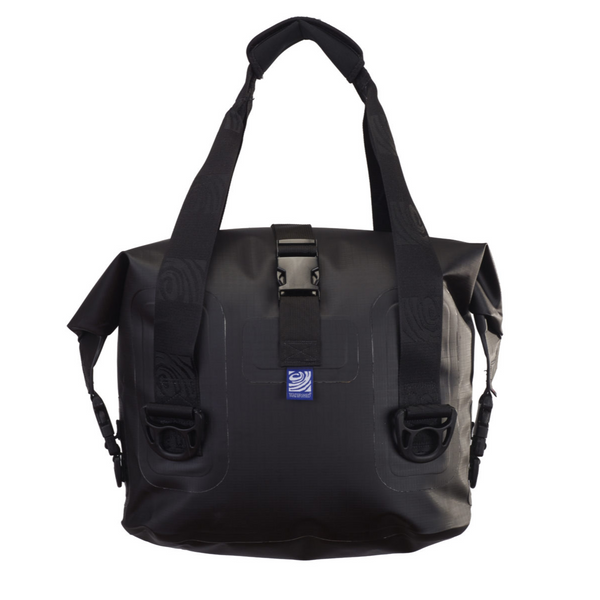 Largo Tote - Waterproof Shoulder Bag - Black