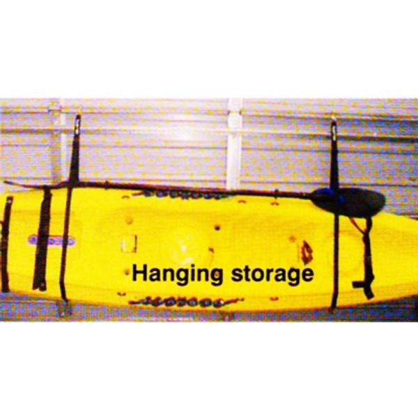 Multi-Strap System: Storage Mode
