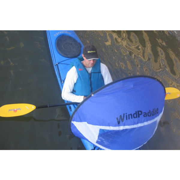 Scout Sail Blue In Use