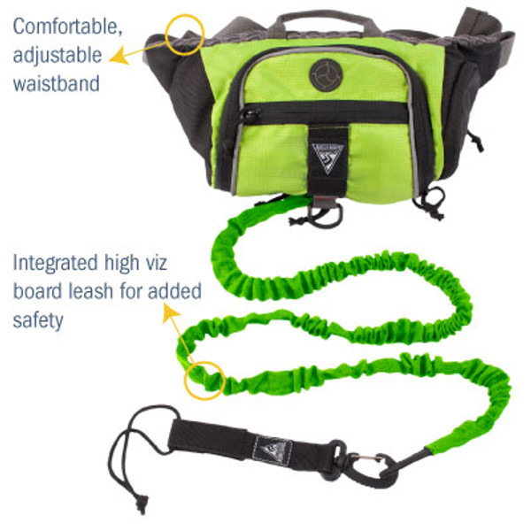 SUPStow Hip Pack and Board Leash