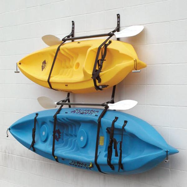 Webbing Boat Hanger Strap In Use