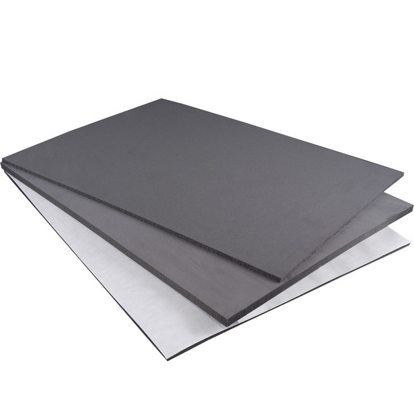 Foam-That-Fits with Adhesive - Grey