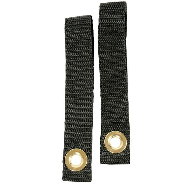 Hood Loops, Pair - Black