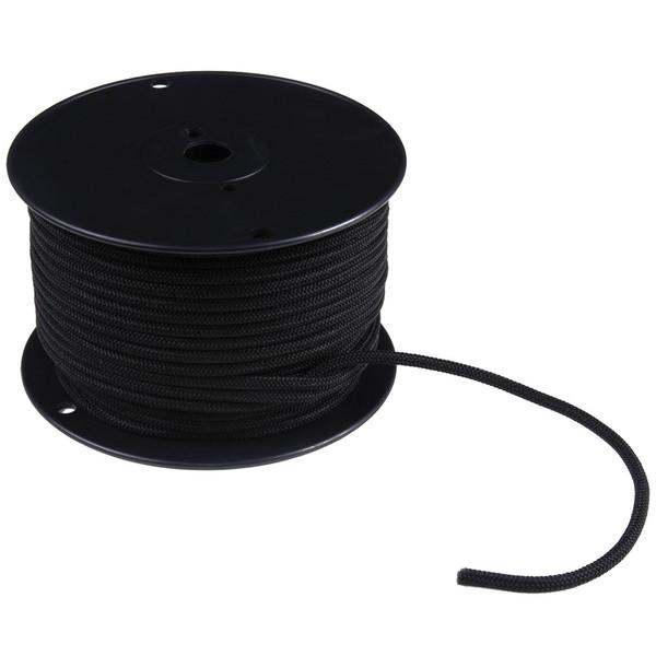 Bungee Deck Cord - 150 Feet Roll - Black