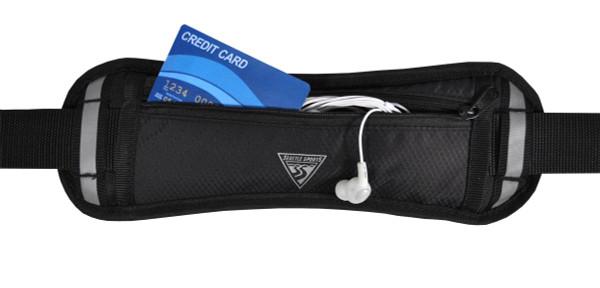 Stash Fat Shoulder Strap Sport - Black 1