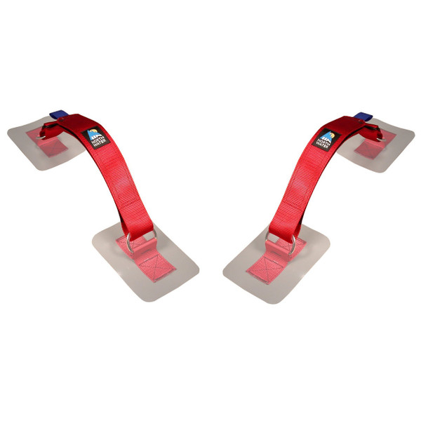 Velcro Overlay Thigh Strap - PR