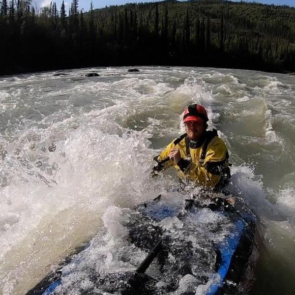 North Water Canoe Spray Decks-Main Image