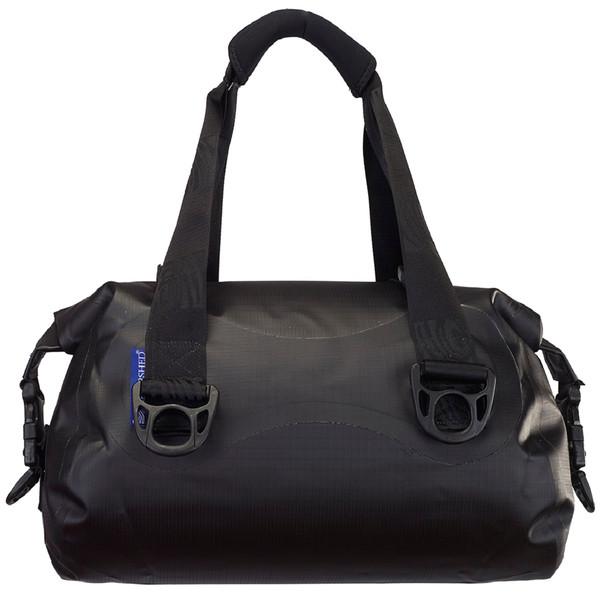 Goforth Dry Duffel Shoulder Bag - Black