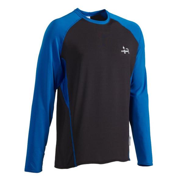 2018 Long Sleeve K2 Shirt - Blue/Gray