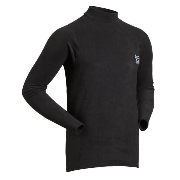 Long Sleeve Thick Skin - Black - MainImage