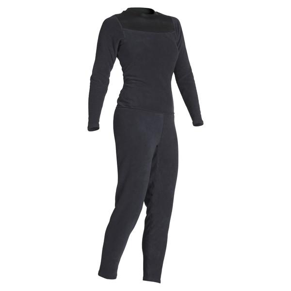 Women's Thick Skin Unionsuit - Black
