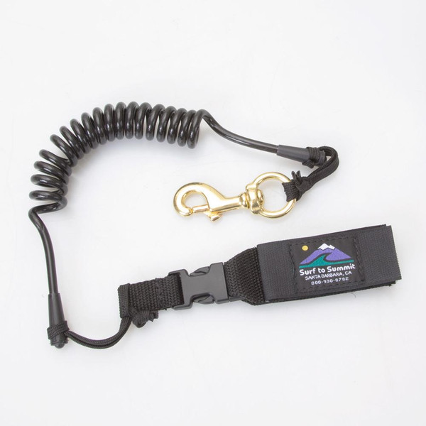 The Keeper Fishing Pole Leash - 4' - MainImage