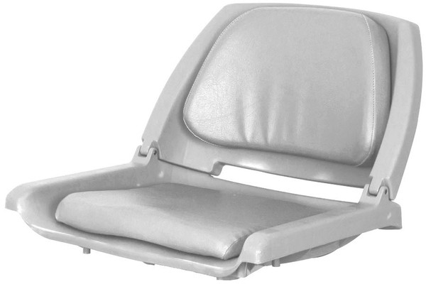 Wise Gray Swivel Seat 717-T  - Main Image