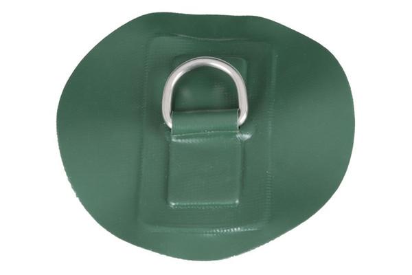D-Ring - Green - Main Image