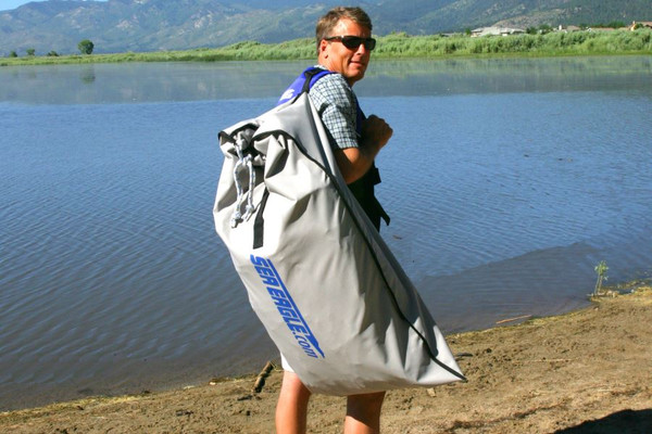 Carry Bag with Shoulder Strap - Main Image