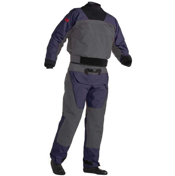 Arch Rival Dry Suit Rear Zip Eclipse