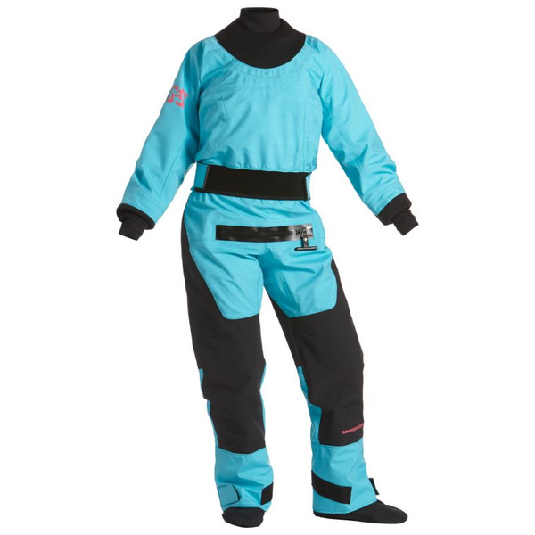 Shawty Women's Dry Suit - Front View