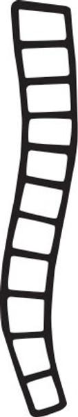 Locodry Ergo Shoulder Strap - Black
