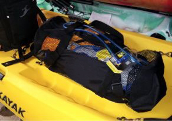Mesh Kayakers Bag - MainImage