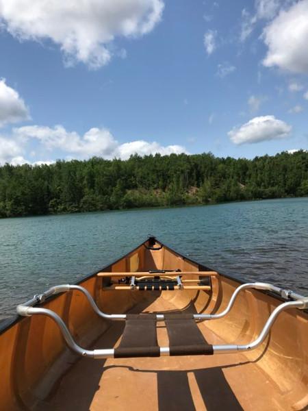 Canoe Seat Yoke - MainImage