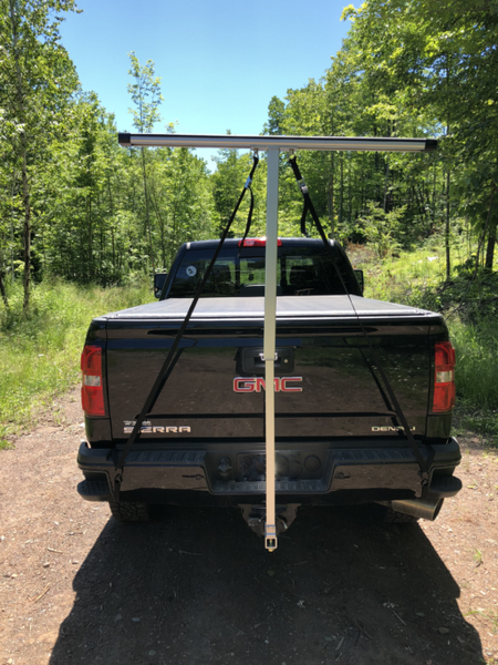 Double Hitch Rack - MainImage